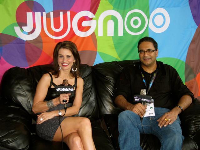 Lynn Maggio, Mark D'Cunha, Jugnoo , SXSW 2012