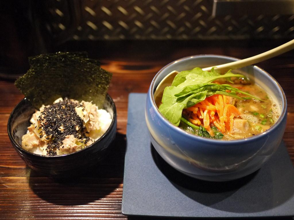 Japanese Noodle Dish
