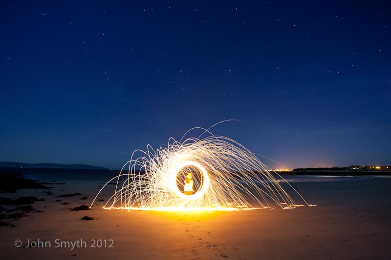 Sparkles on Silver Strand