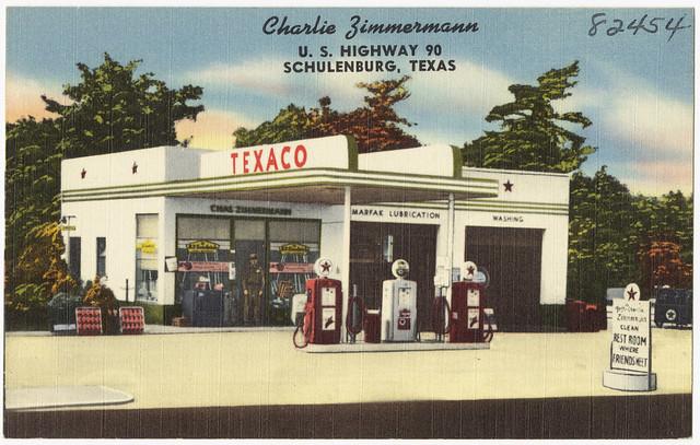 Charlie Zimmermann U S Highway 90 Schulenburg Texas Flickr Photo Sharing