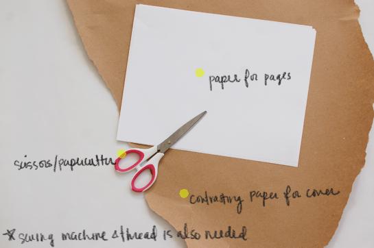 teeny tiny paper books
