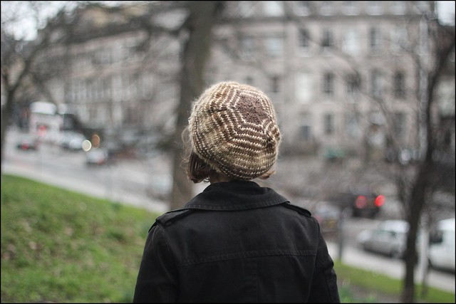 new knit hat
