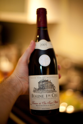 2005 Beaune 1er Cru