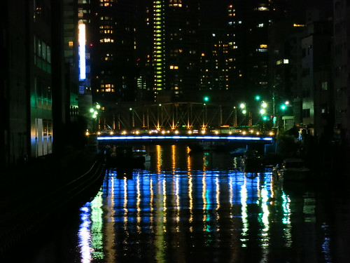 bridge illumination has come back!