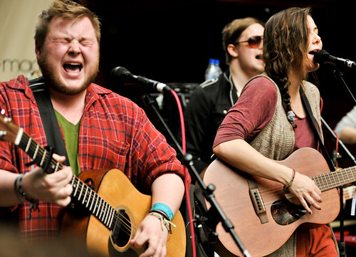 Of Monsters and Men, Cedar Street Courtyard Filter Showdown