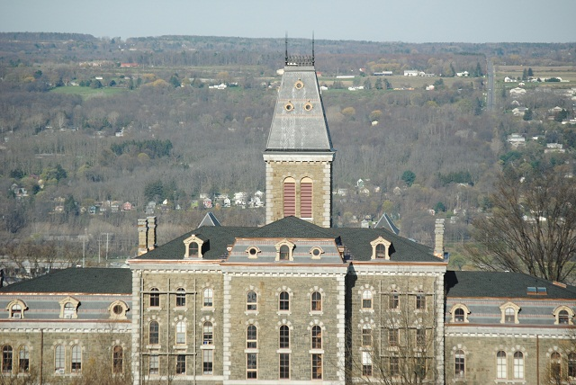 Cornell University campus, Ithaca, NY