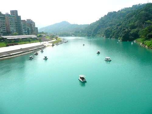 Beautiful Bitan (碧潭) - Xindian (新店) Taiwan