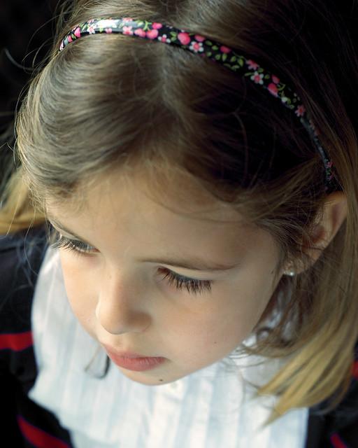 La niña de mis ojos