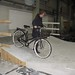 Testing the bicycle beds