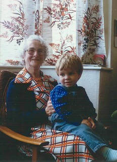 Nan May & Christopher 1988