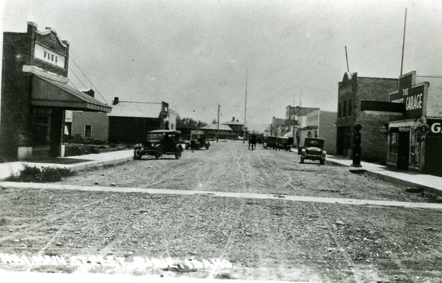 Ririe Main street