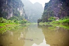 Baie d'Ha Long Terrestre - Ninh Binh - Hoa Lu - 49