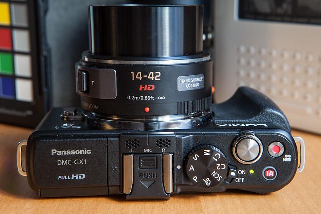 7040155077 a56f0edf4c z Panasonic Lumix DMC GX1, una pequeña grande