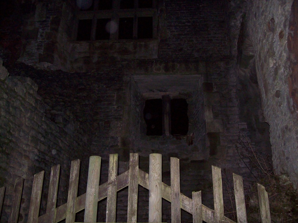 Dudley castle ghost hunt 2007