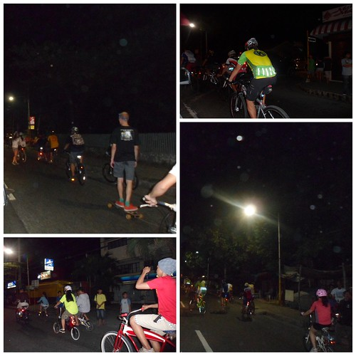Earth Hour 2012 - Habagat Annual Bike Ride