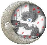 oso enamorado luna