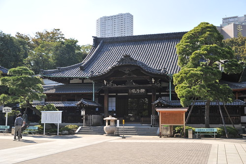 After Japan trip 2011 - day 2. Tokyo - Sengakuji.
