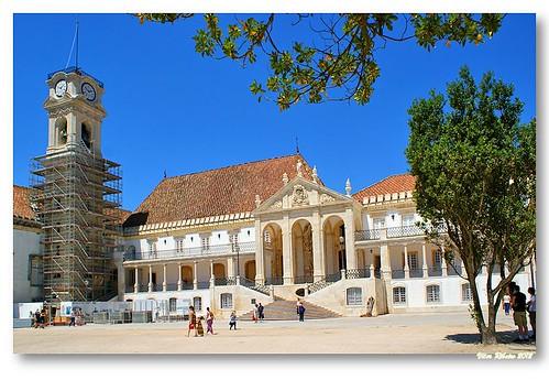 Faculdade de Direito da Universidade de Coimbra by VRfoto