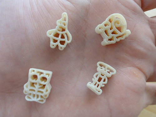 SpongeBob SquarePants macaroni pieces