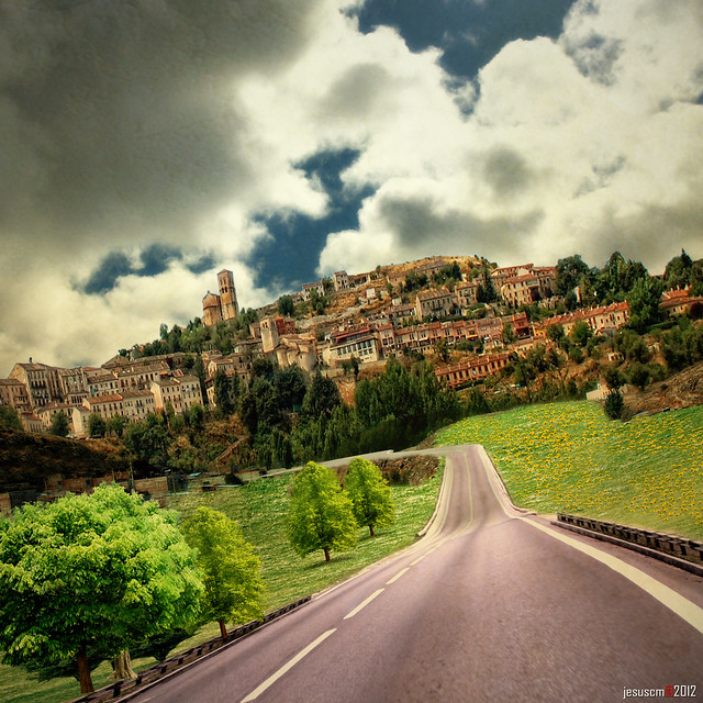 carreteras secundarias │ secondary roads