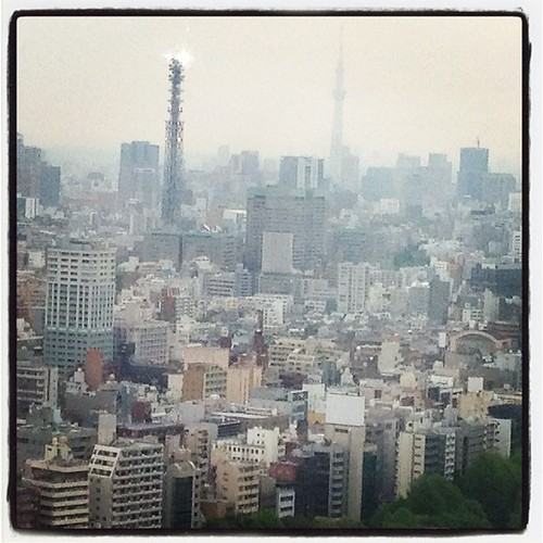Tokyo is waking up #japan #japon #tokio #tokyo