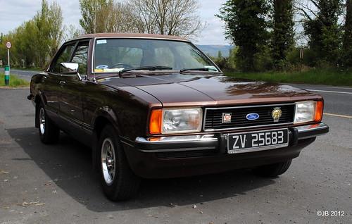 Ford Cortina 2.0 MK IV Ghia  ZV 25683
