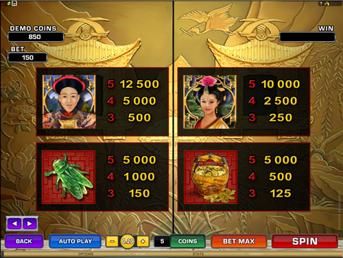 free Tiger Moon slot payout