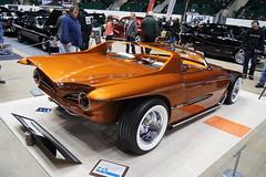 """Predator"" 1956 Chevrolet Radical Custom"