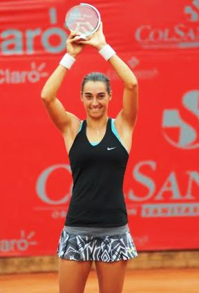 Resultado de imagen para Garcia tenista
