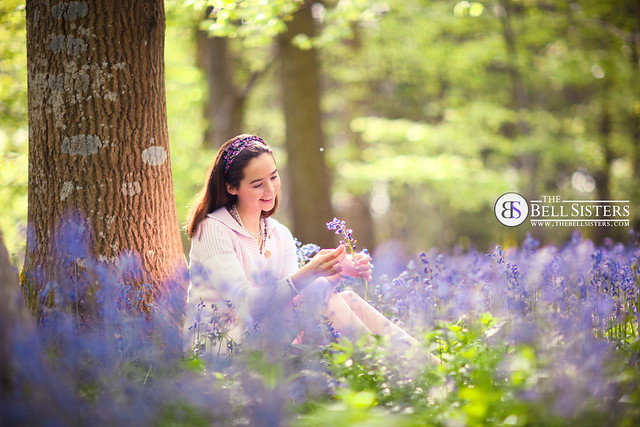 Dreaming In The Bluebells - Day 55/260