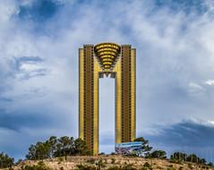 Gold Towers of Benidorm