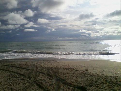I colori del mare nel cielo by meteomike