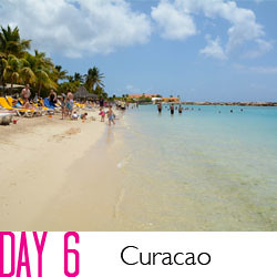 2014 Carnival Breeze Day 6 - Curacao