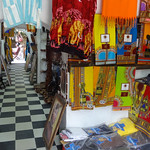 Colourful Gift Shop, Fort Jesus, Mombasa, Kenya