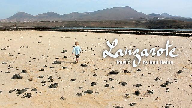 Lanzarote - Ben Heine Music