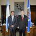Secretary General Meets with Guatemala's Foreign Minister