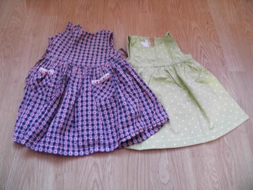 retro uit eigen kast - jurkjes
