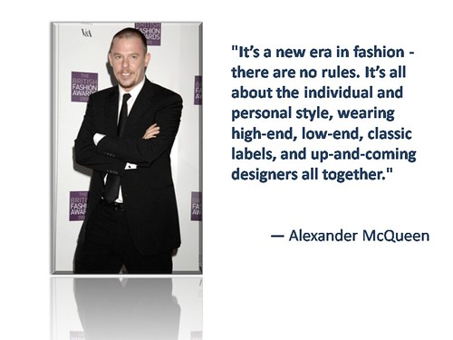 Fashion Notes - FEB2012 - Alexander McQueen