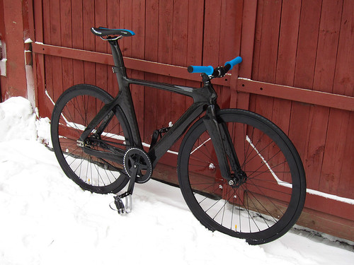 Black Carbon Street Killer Fobos Custom