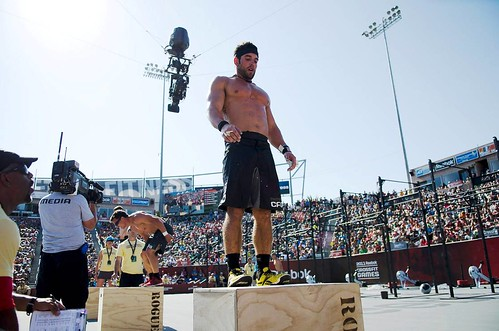 Rich Froning CrossFit Games 2011