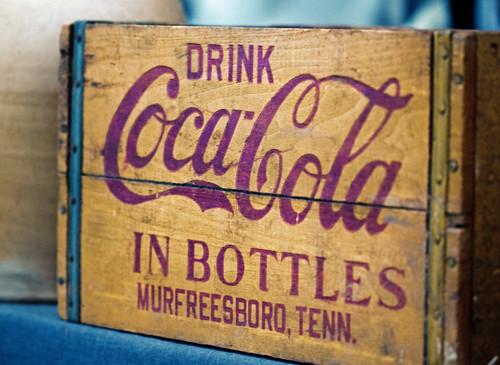 Coca-Cola Murfreesboro, TN by susanc59