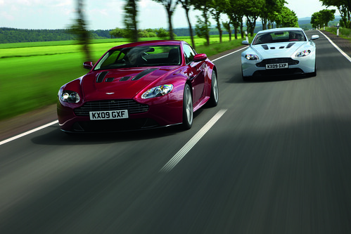 [Free Images] Transportation, Cars, Aston Martin, Aston Martin Vantage ID:201203030000