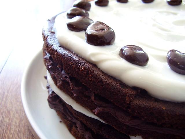 Low Calorie German Chocolate Cake Recipe