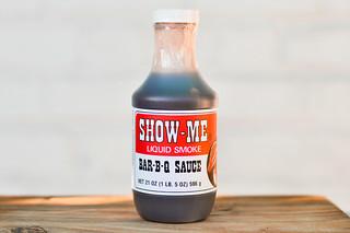 Show-Me Liquid Smoke Bar-B-Q Sauce