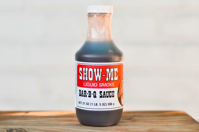 Show-Me Liquid Smoke Bar-B-Q Sauce
