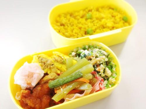 今日のお弁当 No.280 – ドライカレー