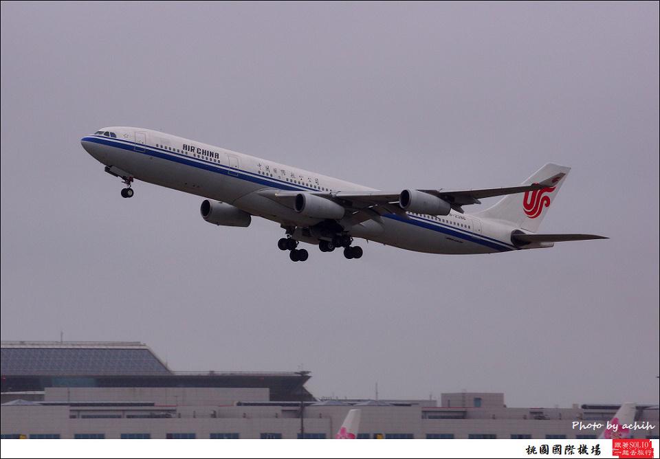 中國國際航空B-2386客機007
