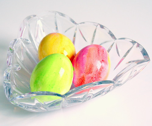Easter egg ideas - Paint with Watercolor