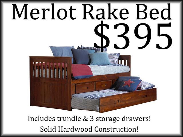 RakeBed$395