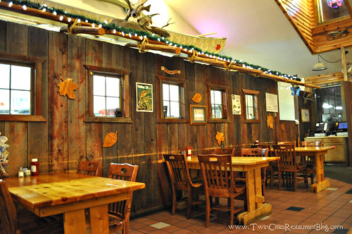 Dining at Fishtale Grill ~ New Prague, MN